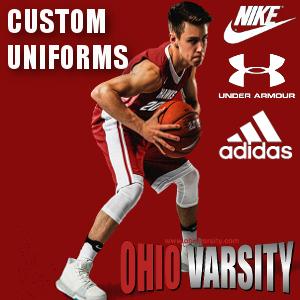 Ohio Varsity Custom Uniforms